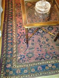 4  1/2 x 6 1/2 feet rug