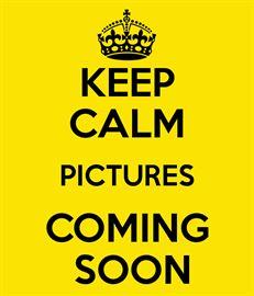 Keep Calm Pics Coming Soon