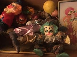 Clown Collectibles