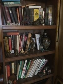 Small Collectibles and Books