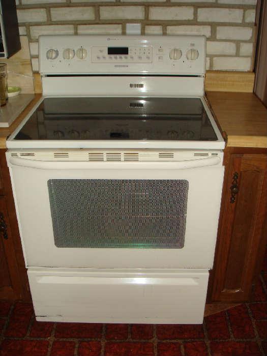 electric oven range stove