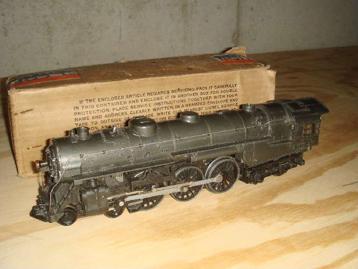 Lionel 763-E O-Scale Train Engine