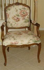 Ethan Allen armchair