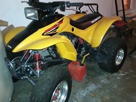 Honda 300EX ATV!