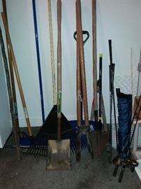 Lawn Hand Tools