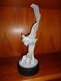 Transcendental Cain White Wolf