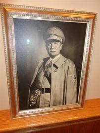 Hermann Goring picture taken by Hoffmann
