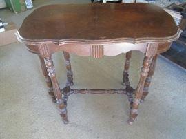 Original 1920's occasional table
