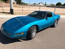 1992 Corvette , 350 engine 111,000 miles