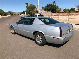 2000 Cadillac Eldorado 42,000 miles