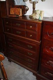 "Cherry ""chester"" drawers"