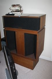 Klipsch speakers 1 of 2