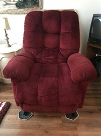 "Like New Lift chair recliner  ""palliser"""