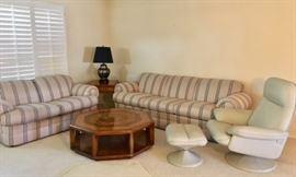 Living Room Vignette