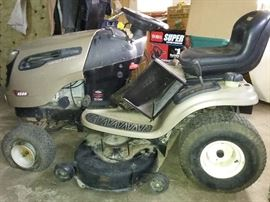 Limited Edition Craftsman Riding Lawn Tractor