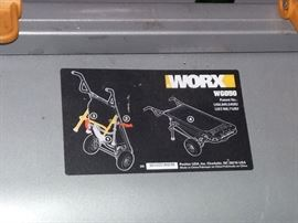 Worx WG050 Aerocart