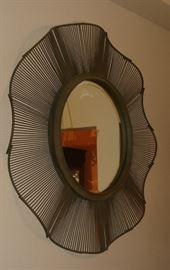 Huge contemporary mirror
