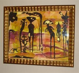 Original art from Haiti (?)