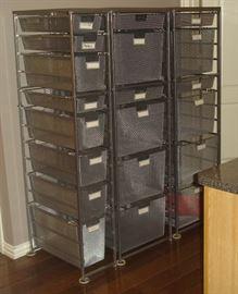 Elfa storage