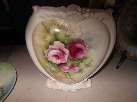 rose porcelain