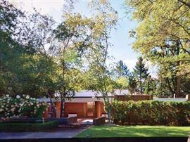 The Tobocman-designed home