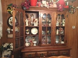 One of the China Cabinets