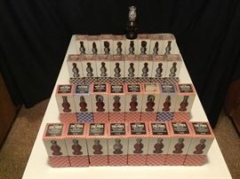 Complete Avon Chess Set (with extra King) - no board