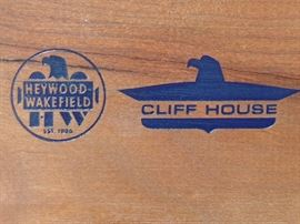 Heywood Wakefield - Cliff House