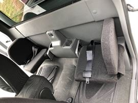 Ford  Ranger XLT Interior back Jump Seats and/or storage area