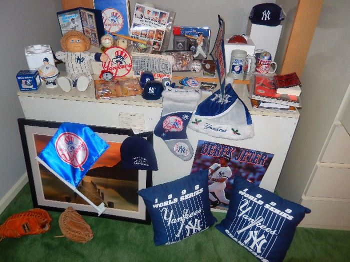NY Yankees collection