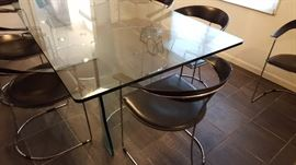 """Side Photo  of 3/4"""" Thick Glass"""