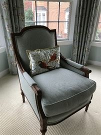 Elegant Basset chair