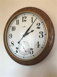 giant herman miller clock