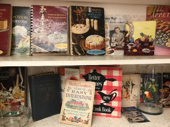 There are easily 100 cookbooks