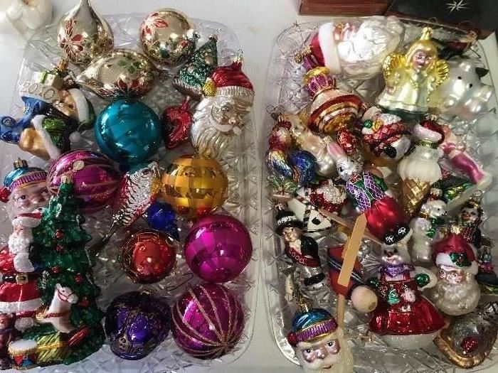 Christopher Radko holiday ornaments and tons of other Christmas must haves