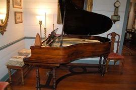 Rosewood Steinway 6' Grand