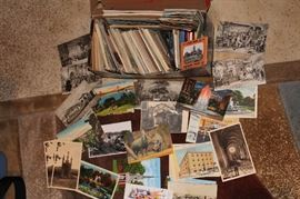 STILL SOME LEFT HUNDREDs OF POSTCARDS EARLY 1900'S
