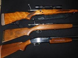 Winchester 670A/ JC Higgins 583.II/ Mossberg 500A
