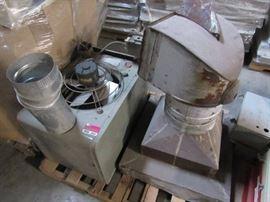 Modine Gas Fired Heater