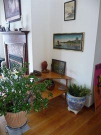 Jade plants  / art