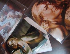 Shirley Easton autographed pics