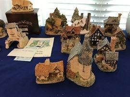 David Winters cottages