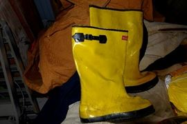 Hunting and Fishing Boots