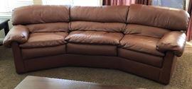 Creative Leather Sofa