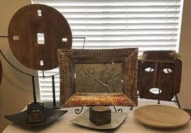 Asst African Inspired Decor