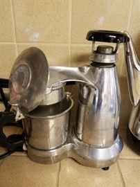 Vesuviana Espresso Machine