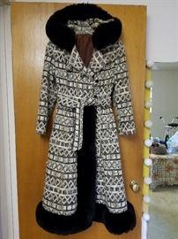 Vintage woven jacket
