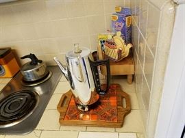 Electric Coffee Pot