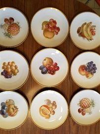 Thomas Bavaria set of 10 plates