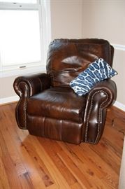 Fantastic Leather Recliner